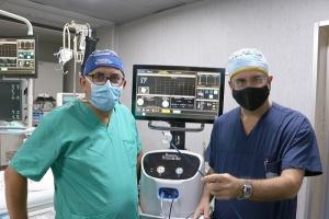 i dr. Stabile e De Simone