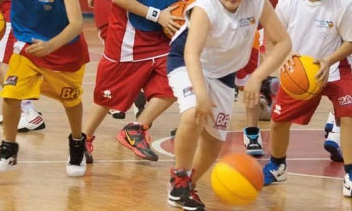 Progetto Young Caserta: la sfida del minibasket al Covid. Pisapia: