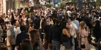 Coprifuoco a Caserta: colpo di grazia alla ristorazione e dubbi sulla mobilità tra province