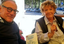 Adolfo Ferraro con Dacia Maraini