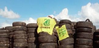 Campania, rimossi più di 50 PFU da Legambiente ed EcoTyre nell'ambito di Puliamo il Mondo 2020