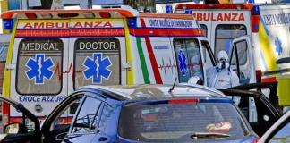 File di ambulanze