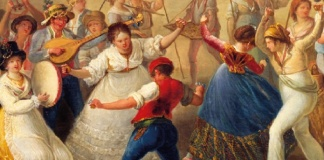 Il progetto Erasmus porta la musica e la danza popolare nelle aule del Liceo Giannone di Caserta