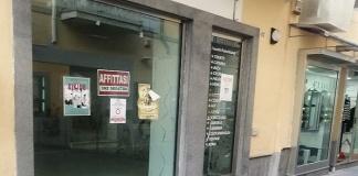 Commercio in crisi a Caserta: Confesercenti chiede al sindaco misure straordinarie d'intervento