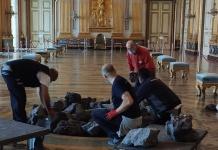 Quaranta anni dal terremoto in Irpinia, Terrae Motus protagonista alla Reggia di Caserta con l'allestimento negli Appartamenti Reali