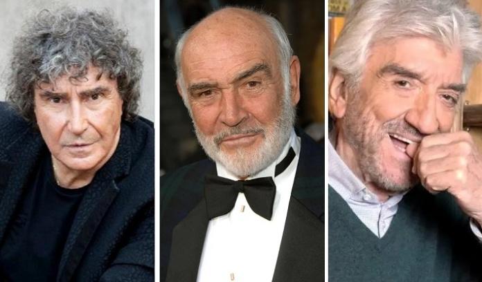 Stefano D'Orazio, Sean Connery, Gigi Proietti