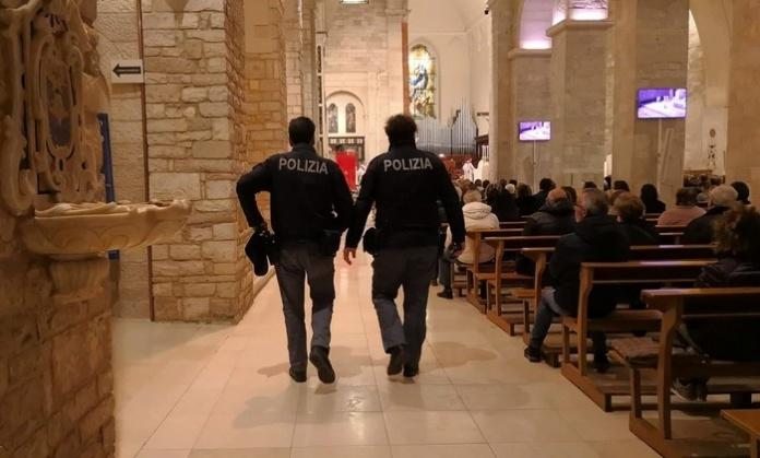 Turbamento di funzioni religiose del culto di una confessione religiosa