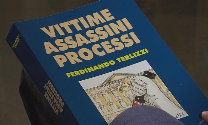 Vittime, assassini, processi, dal lunedì 2 novembre il nuovo libro di Ferdinando Terlizzi
