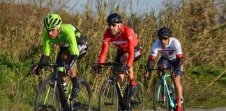 Ciclisti casertani multati a Bacoli
