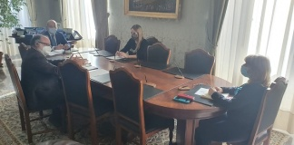Carcere e Covid: oggi l'incontro dei garanti dei detenuti con il Prefetto di Caserta Raffaele Ruberto