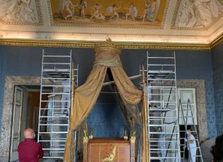 Reggia di Caserta, salvaguardia e tutela per i preziosi arredidell'ala dell'Ottocento