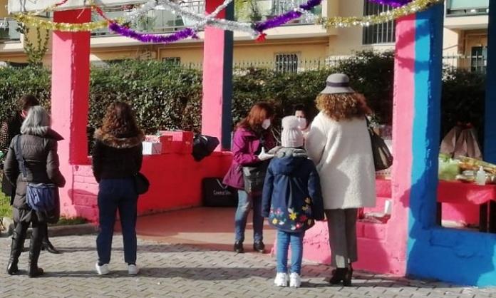 Alla Villa di Parco Degli Aranci, bene comune della città, è ufficialmente attivo il Gazebo Solidale