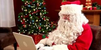 Babbo Natale online