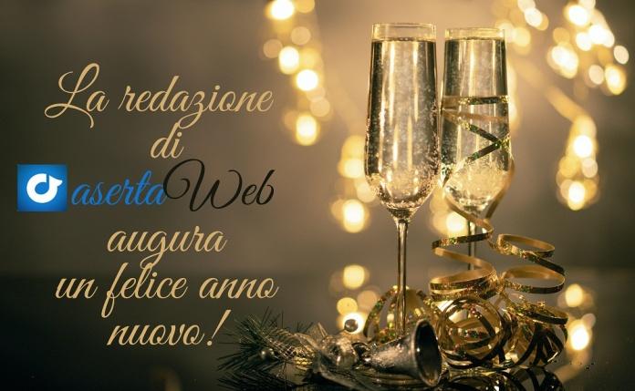 Buon Anno da CasertaWeb
