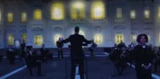 Caserta, il Belvedere di San Leucio scelto come location per il video natalizio della NATO