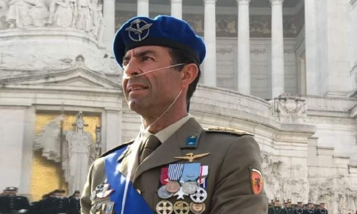 Colonnello Carlo Calcagni