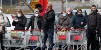 Comune di Caserta, domani 16 dicembre è il termine ultimo per fare richiesta dei Buoni Spesa