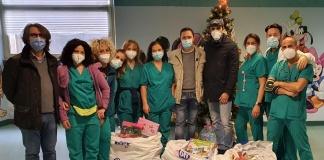 L'Ordine degli Architetti di Caserta dona giochi al reparto pediatrico di Cardiochirurgia dell'Ospedale Monaldi