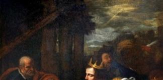Natività di Artemisia Gentileschi