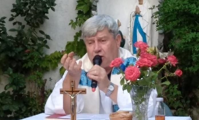 Padre Mario Vecchiato