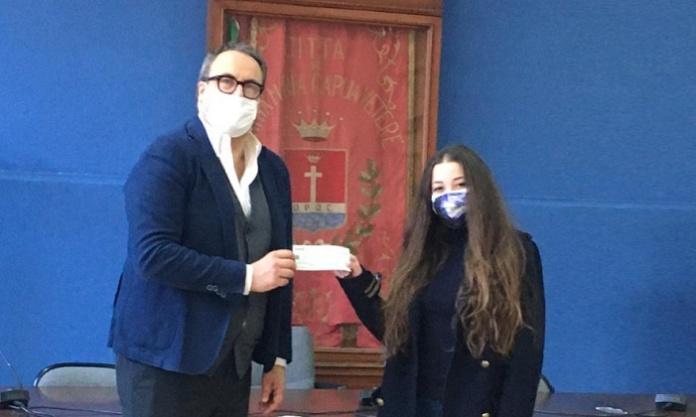 Premiazione della fondazione Avvocato Pasquale Fratta le parole del sindaco Antonio Mirra ai premiati