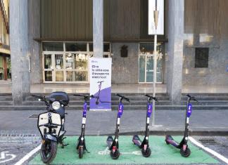 Caserta, 120 monopattini elettrici in città, al via il servizio di mobilità condivisa Reby