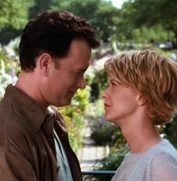 Tom Hanks e Meg Ryan in C'è posta per te