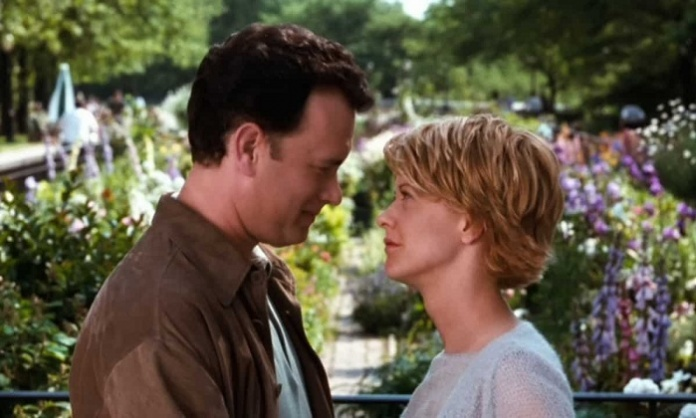 Tom Hanks e Meg Ryan in C'è posta per te