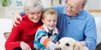 Domenica 20 dicembre: l'AIDAA promuove la prima Giornata dell'amore tra nonni, bambini e animali