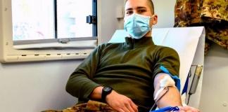 Donazione di sangue dei Volontari Acqui