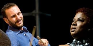 Elio Coppola e Joyce Elaine Yuille