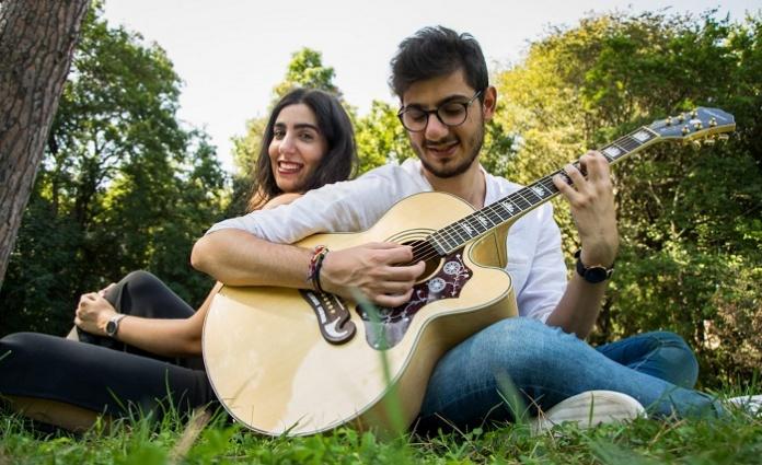Lucia e Gianluca Cortese