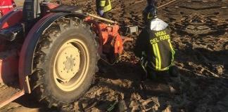 Muore un agricoltore in provincia di Caserta