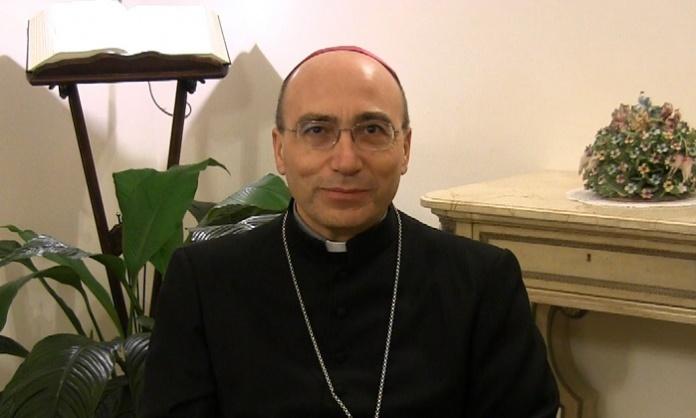 Monsignor Pietro Lagnese, Vescovo di Caserta