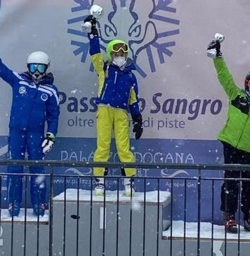 Sci, un tris di donne vince nelle quattro gare a Roccaraso