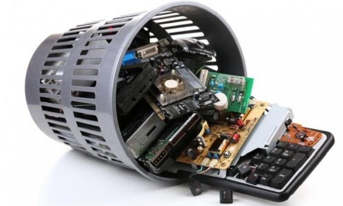Raccolta differenziata di rifiuti elettrici ed elettronici: Caserta in vetta alla classifica dei