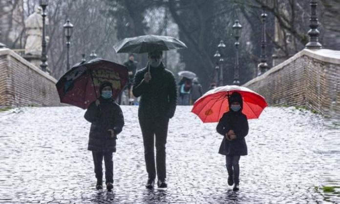 Campania, anticiclone subtropicale al capolinea, da metà giornata tornano le piogge