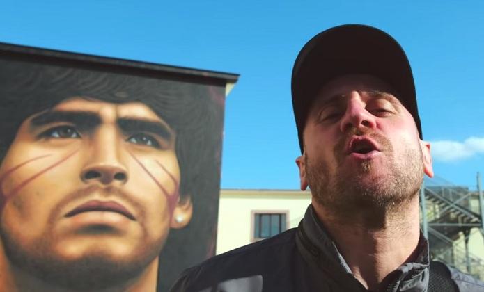 Caserta omaggia Maradona, la band RFC lancia la nuova canzone