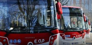 Caserta, studenti e famiglie, tutti a bordo dei nuovi 21 bus