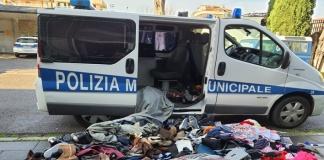 Caserta, un fine settimana intenso per gli agenti della Polizia Municipale