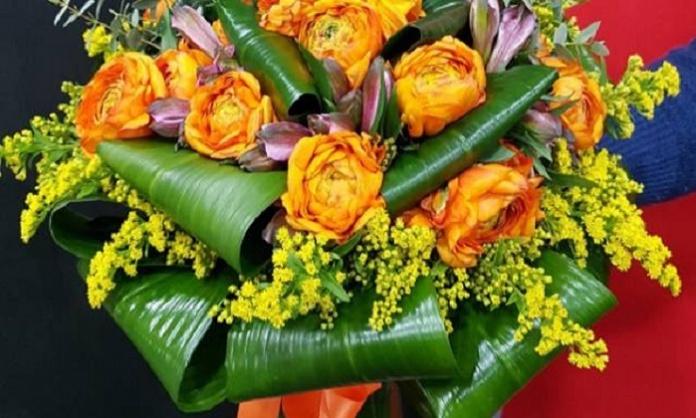 Festival di Sanremo, due fioristi casertani sul podio per la consegna dei bouquet
