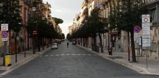 Caserta corso Trieste, da venerdì prossimo nuovi orari della Zona Traffico Limitato