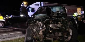 Scontro tra un'autovettura e un autocarro a Castel Volturno: muore un 41enne di Napoli