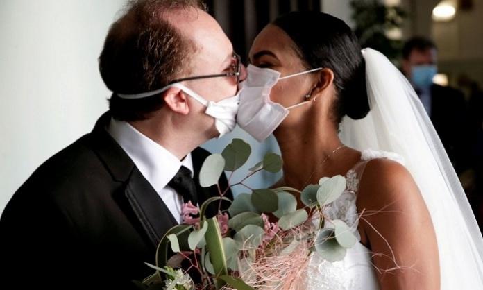 Covid 19, wedding