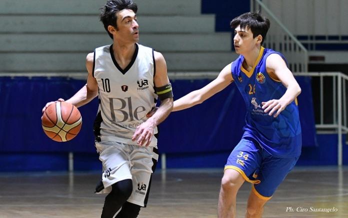 Basket, la Ble Juvecaserta Academy Al Delfino Mugnano per 90-62