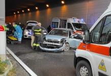 Caserta, due 18enni coinvolte in un incidente stradale sulla Variante Anas