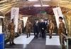 Caserta, inaugurato il più grande centro vaccinale della Campania presso la Brigata Garibaldi