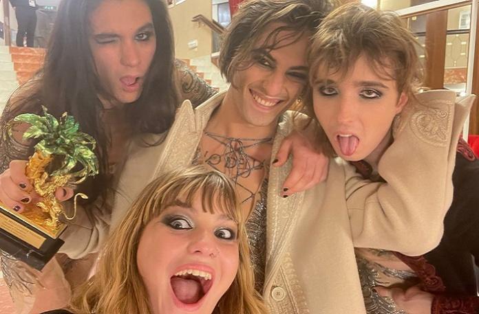 Festival di Sanremo 2021, vincono i Maneskin