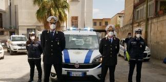 Un nuovo ufficio mobile per la Polizia Locale di Santa Maria a Vico