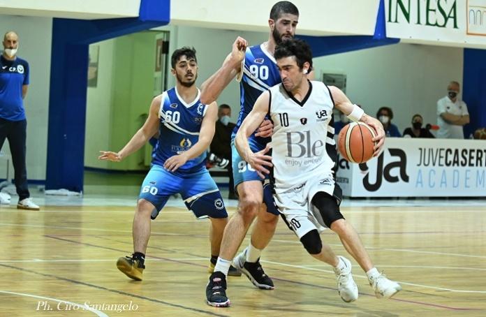 Basket, la Ble Juvecaserta non incontra nessun ostacolo contro la Fugigreno